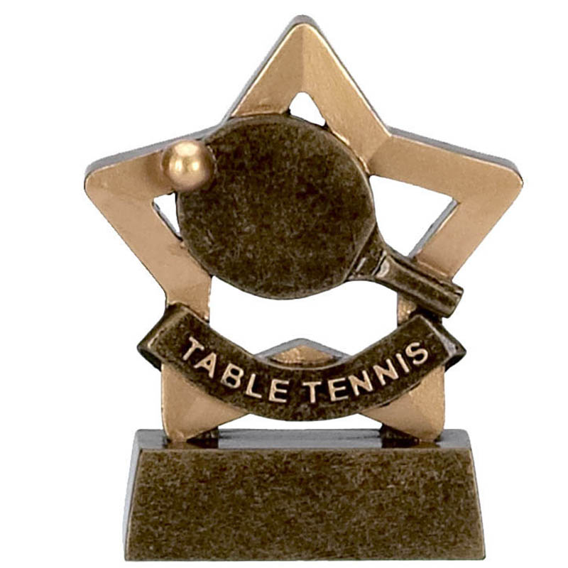 Mini Star Table Tennis