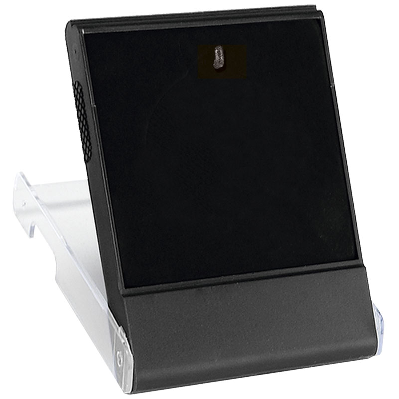 Medal Box Plastic L - Clear with