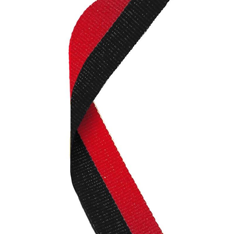 Medal Ribbon Black & Red