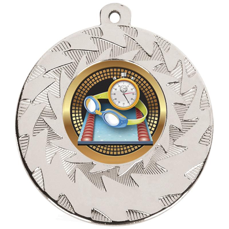 Prism50 Swimming Medal