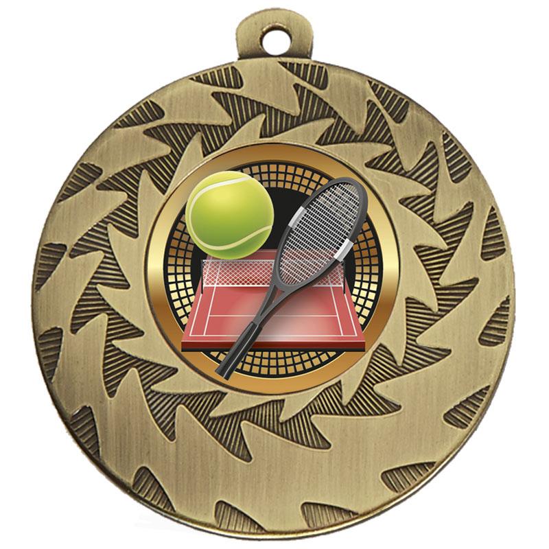 Prism50 Tennis Medal