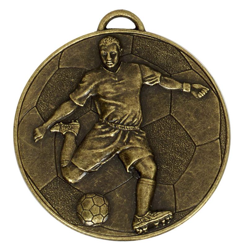 Helix60 Footballer Medal