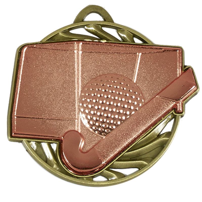 Vortex Hockey Medal