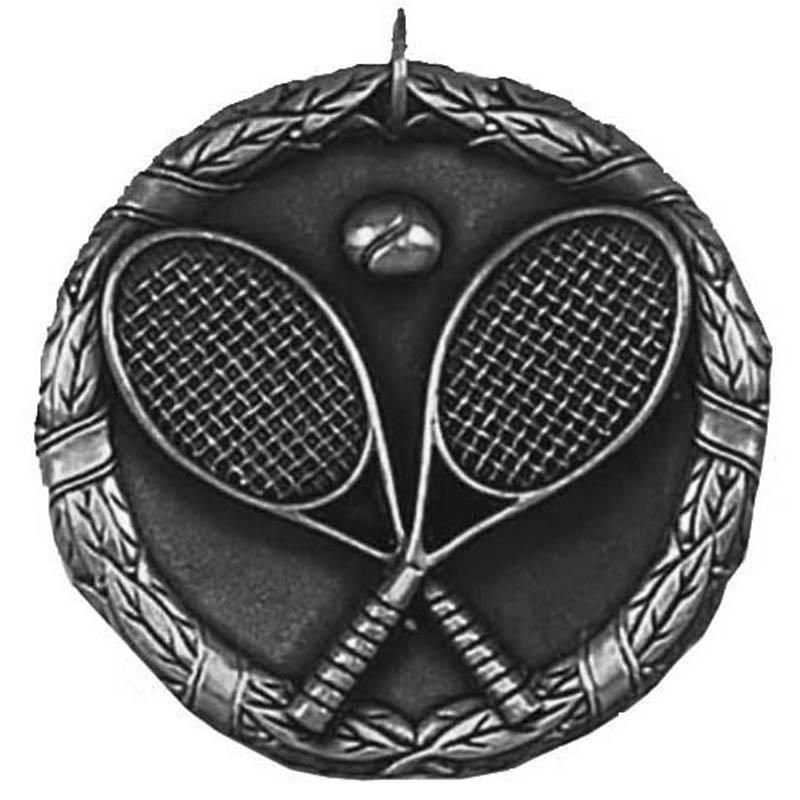 Laurel50 Tennis Medal