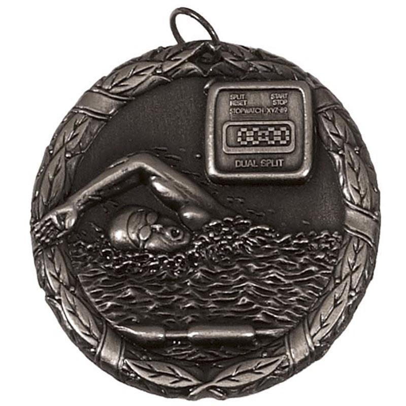 Laurel50 Swimming Medal