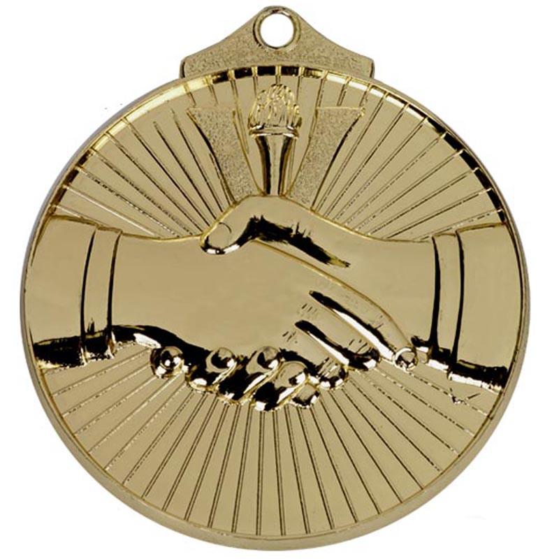 Horizon52 Hand Shake Medal