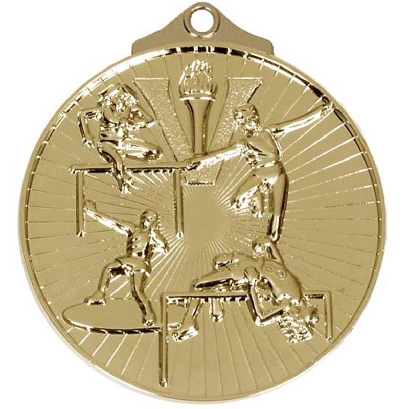 Horizon52 Track & Field Medal