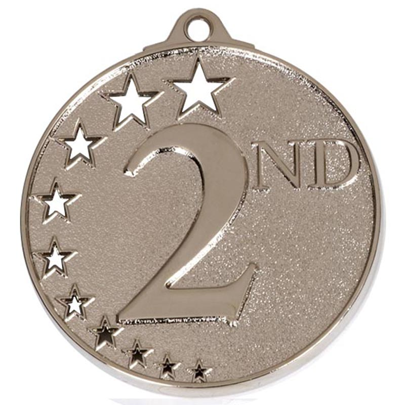 San Francisco50 2nd Medal
