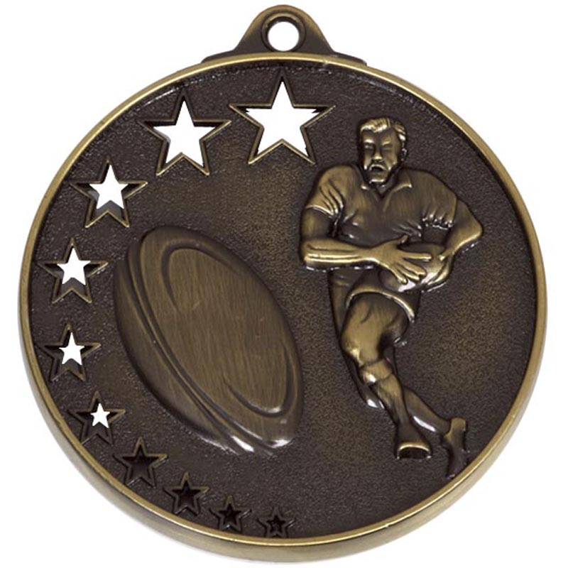 San Francisco50 Rugby Medal
