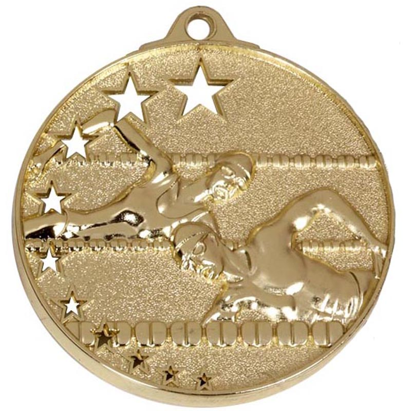 San Francisco50 Swimming Medal
