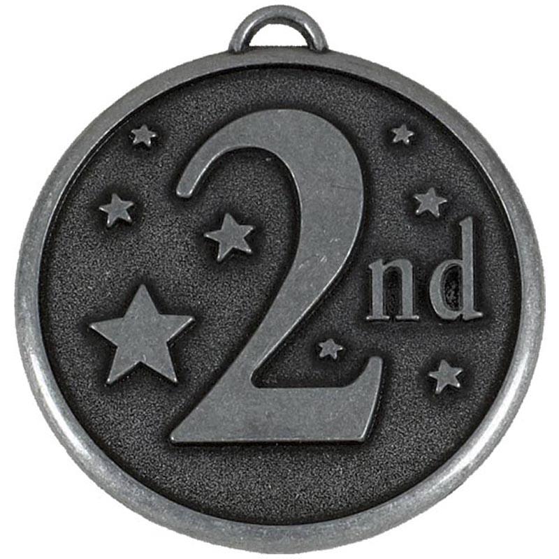 Elation Star50 2nd Medal