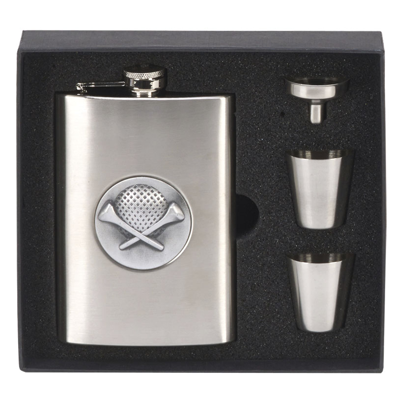 Vision Golf 8oz Flask