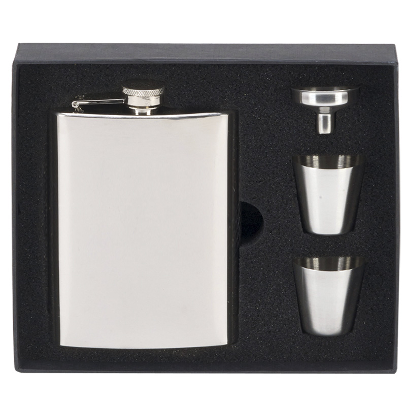 Vision Mirror Polish 8oz Flask