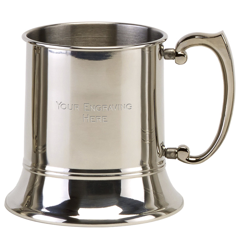 Vision Polished Tankard
