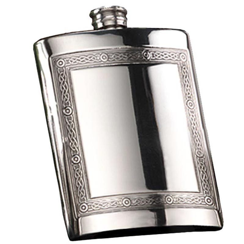 Mull Celtic Flask 6oz