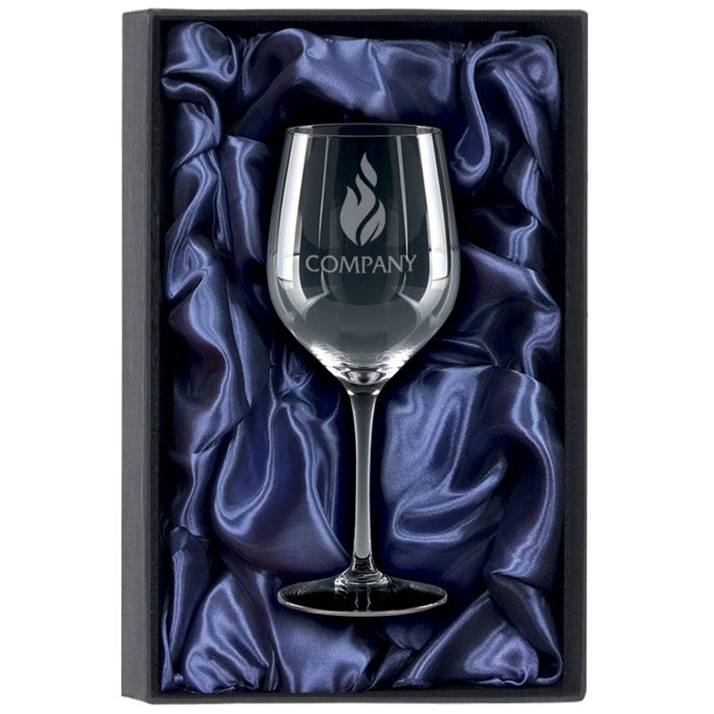 White Wine Glass Gift Set