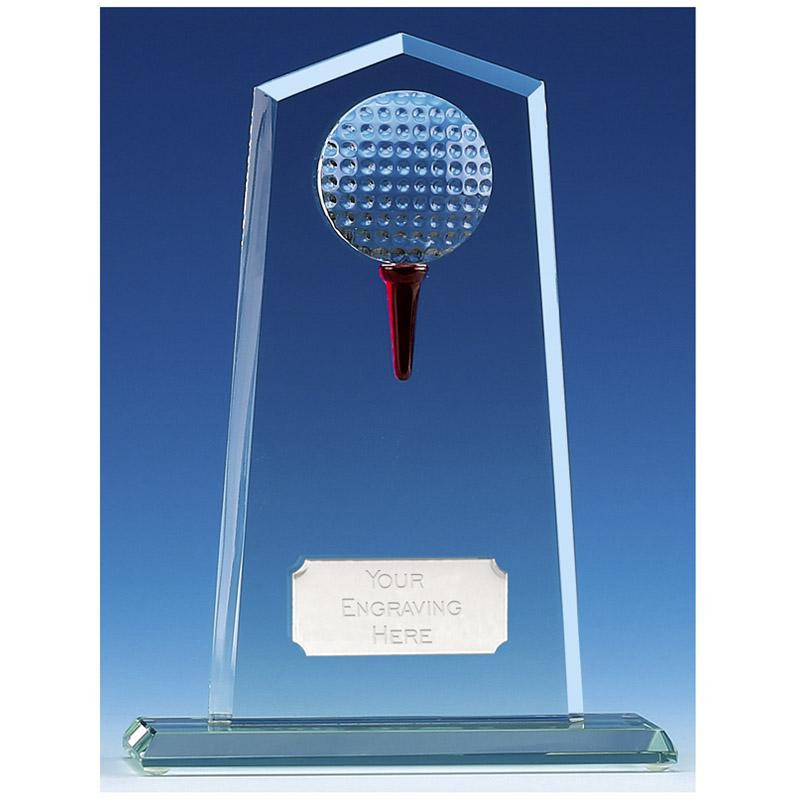 Brompton Golf Jade Glass