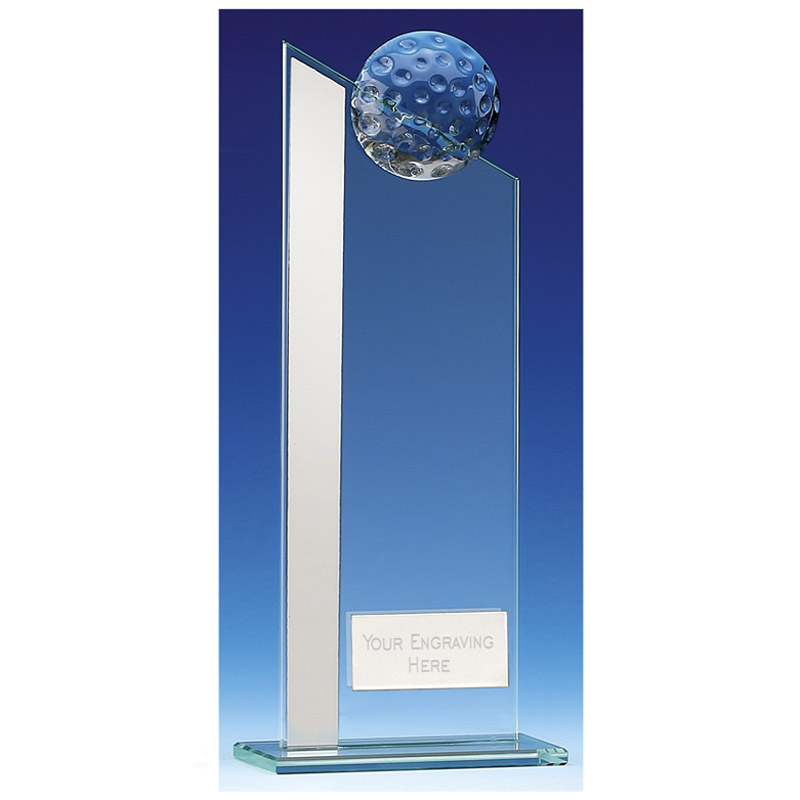 Colony Club Golf Glass