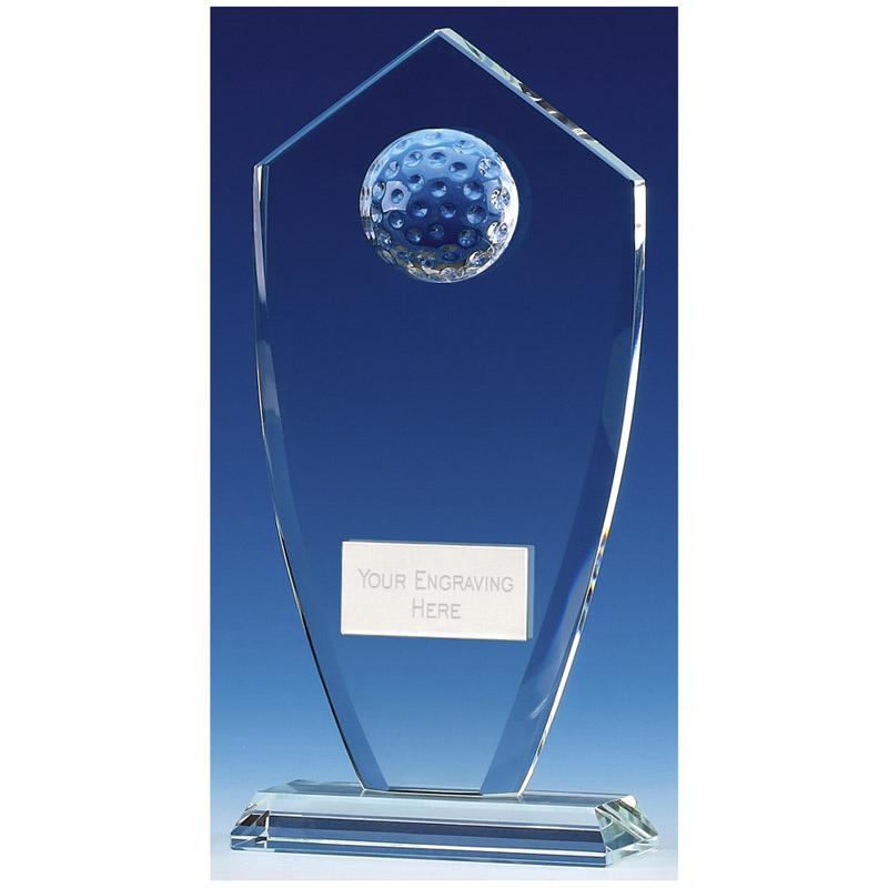 Foundation Peak Golf Glass