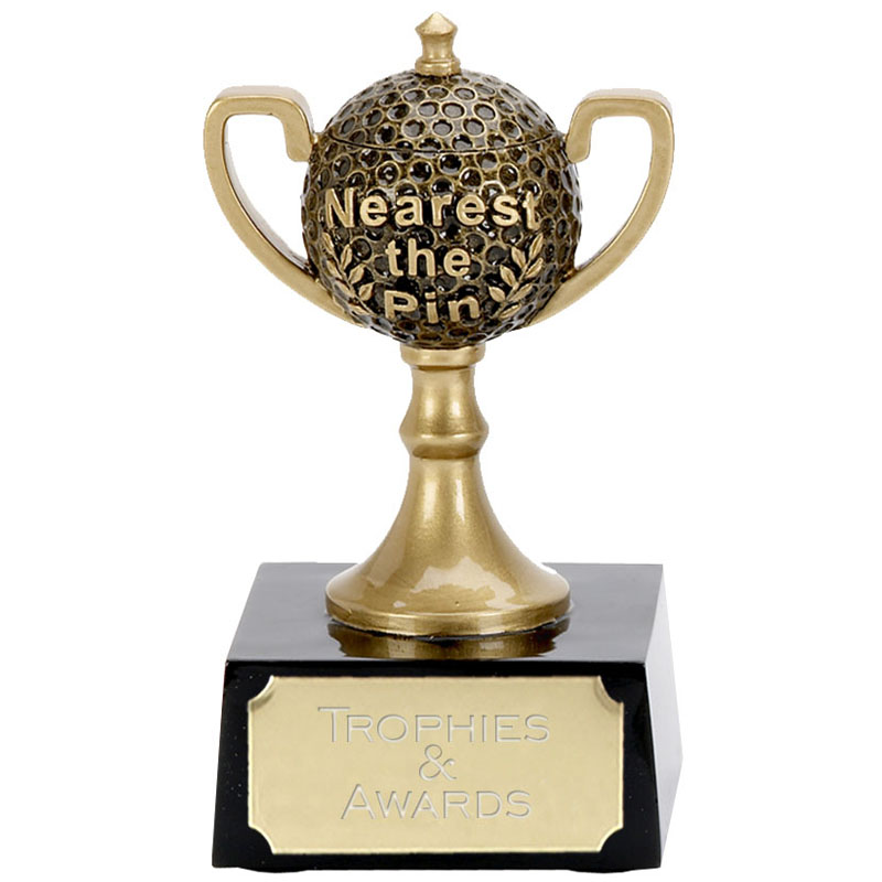 Golf4 Nearest The Pin Mini Cup