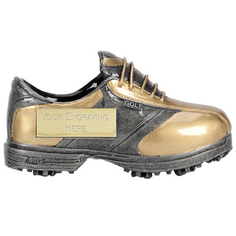 Premier5 Silver Golf Shoe