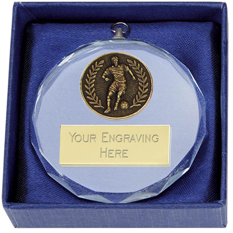 Alaska Glass Medal