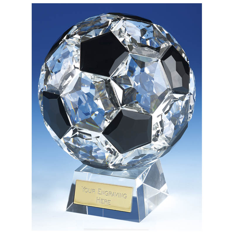 Montrose Crystal Football