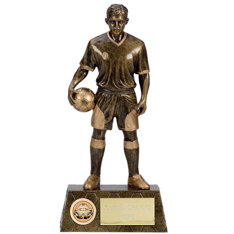 Trophy8 Footballer