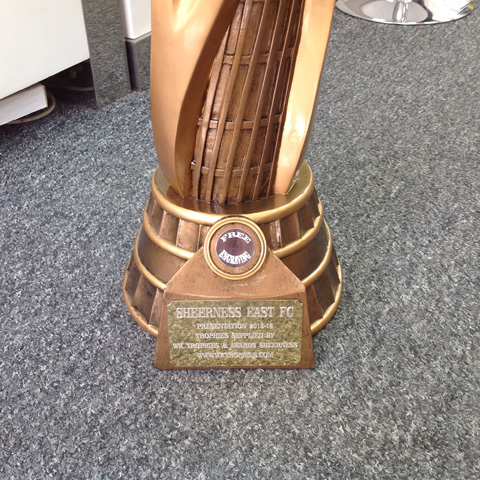 Trophy Engraving